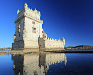 Lisbon - Belem Tower, top attraction and symbol of the country