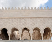 Rabat - Mausoleum of Mohammed V