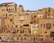 Tel Aviv - Old Jaffa, a charming historic town nearby