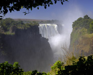 Harare - Victoria Falls are Zimbabwe's biggest attraction