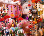Mumbai - Chor Bazaar, the largest flea market in India