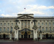 London - Buckingham Palace - The official Royal residence