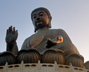 Hong Kong - the Big Buddha Statue