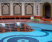 Budapest - famous Gellert thermal spa