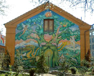 Copenhagen - Christiania, an autonomous neighborhood