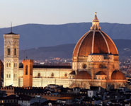 Florence - Il Duomo, the most notable feature and the symbol of the city
