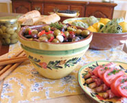 Florence - hub of delicious Tuscan cuisine