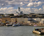 Helsinki - historic city center