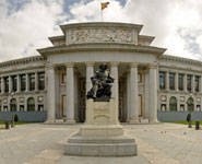 Madrid, El Prado Museum, one of best European museums