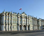 St Petersburg, the Hermitage, city's finest museum
