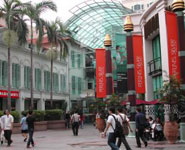 Singapore offers superb shopping