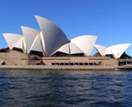 Sydney - Opera House, city's architectural icon