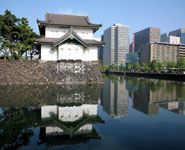Tokyo - Imperial Palace, heart of the city
