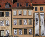 Warsaw - the Historical Museum gives a glimpse into the turbulent past