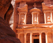 Petra, Jordan - the country's most important cultural and historical landmark